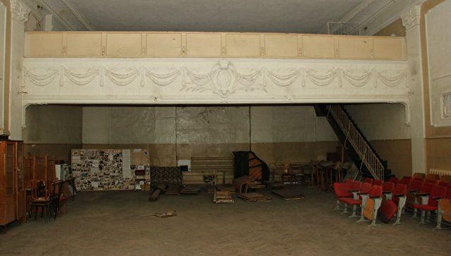 Юным музыкантам придется заниматься в помещениях, которые сейчас занимает Центр эстрадного искусства