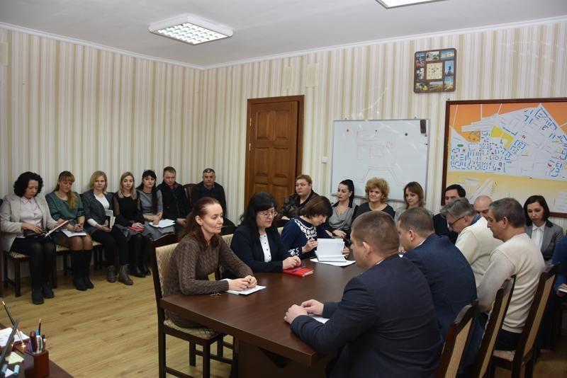 В Администрации прошло аппаратное совещание