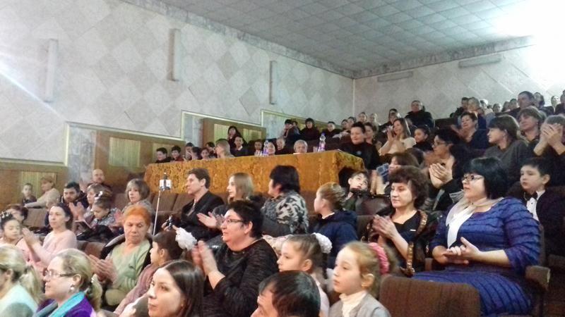IV Региональный конкурс-фестиваль исполнительского мастерства «Музыкальный рассвет»
