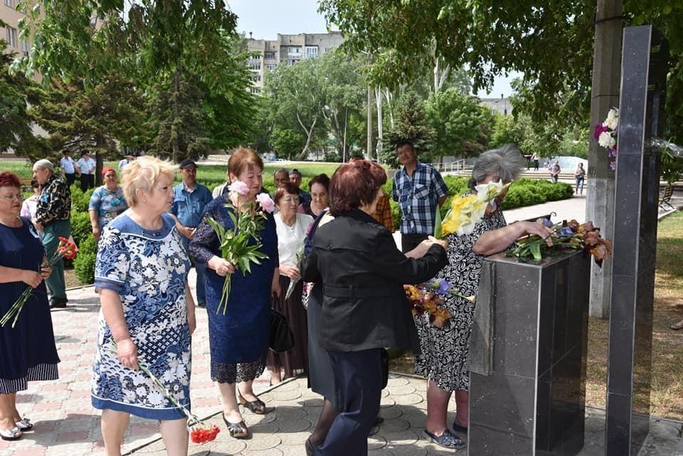 В городе Красноперекопске прошли мероприятия, приуроченные ко Дню памяти жертв депортации народов Крыма