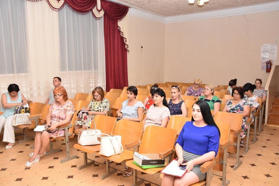 В Красноперекопске состоялась внеочередная 116 сессия городского совета