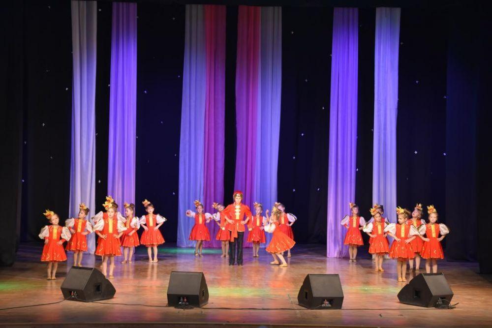 В Красноперекопском городском Дворце культуры состоялся праздничный концерт «Мои года - мое богатство».