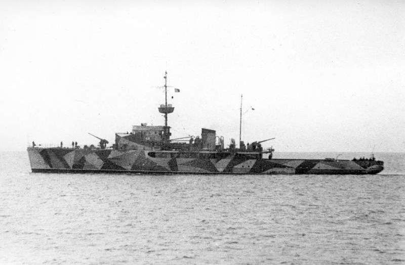 Эхо Великой отечественной войны: трофеи Черноморского флота