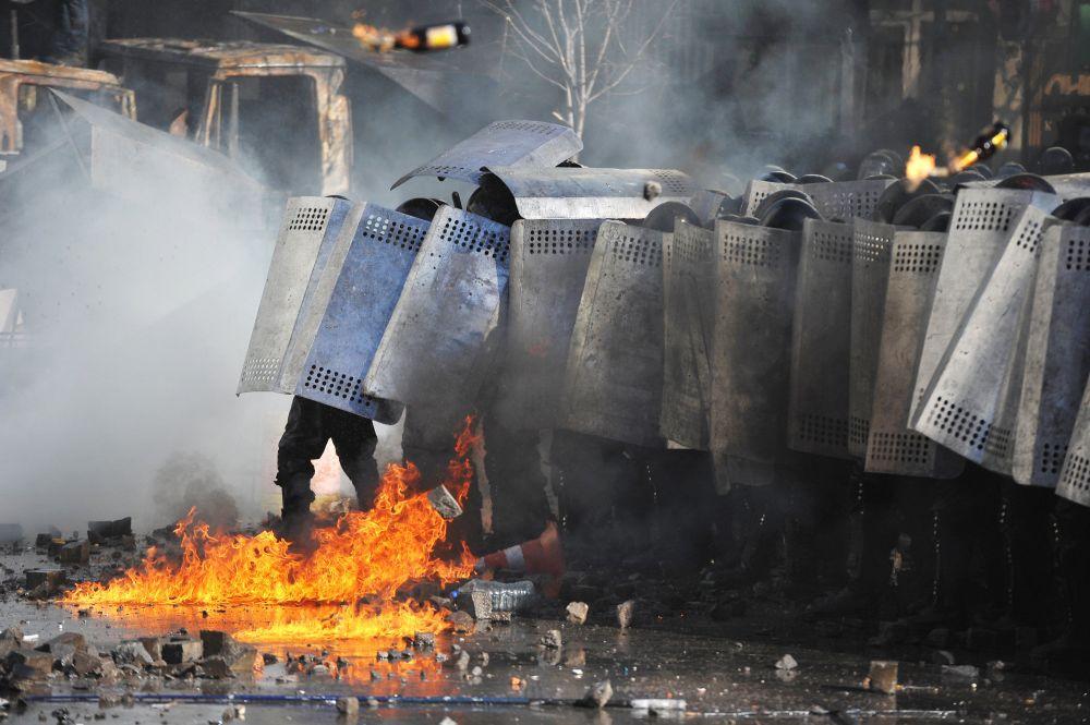 Майдановцы путали нас с российским спецназом Витязь и истерили