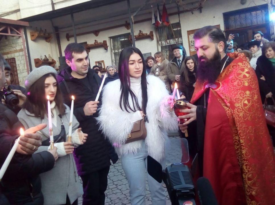 День влюбленных по-армянски: в Крыму отметили Терендез