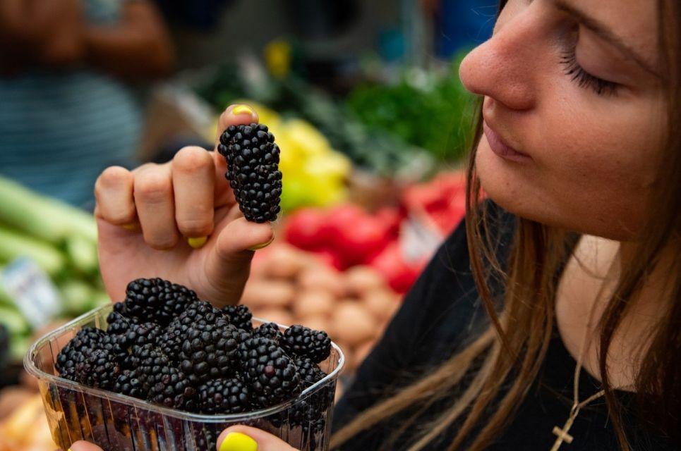 Секреты крымских фруктов и овощей: что нужно есть в июле