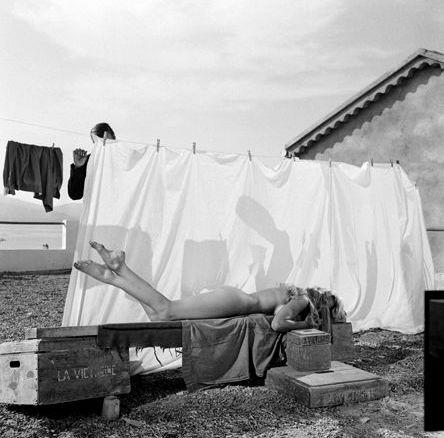 Созданная Богом и кино: несгибаемой Брижит Бардо - 86