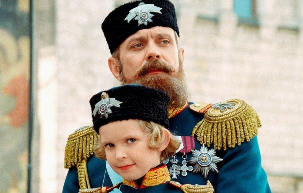Строитель, барин, царь: три четверти века актера Никиты Михалкова