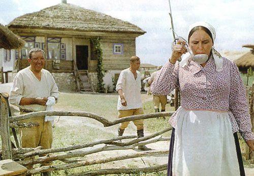Кубанская Ноябрина: с любовью о Нонне Мордюковой