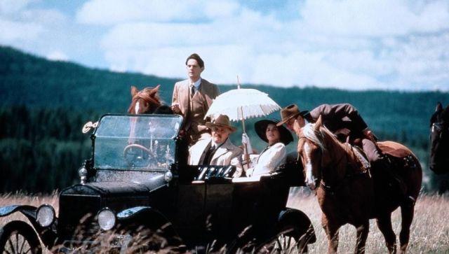 Кадр из фильма Легенды осени