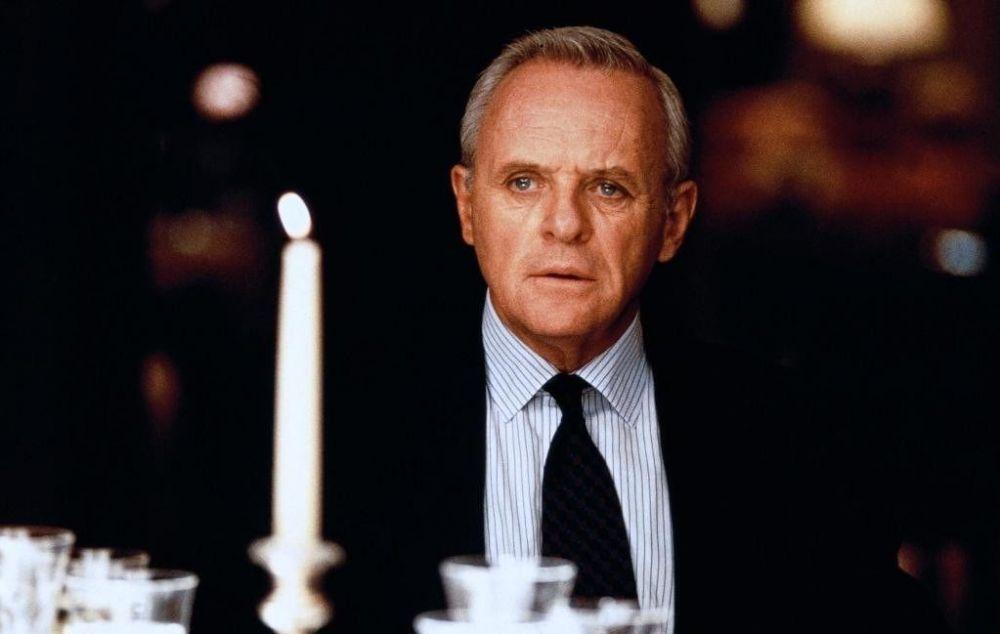 Мне нравится мое одиночество: сэр людоед Энтони Хопкинс