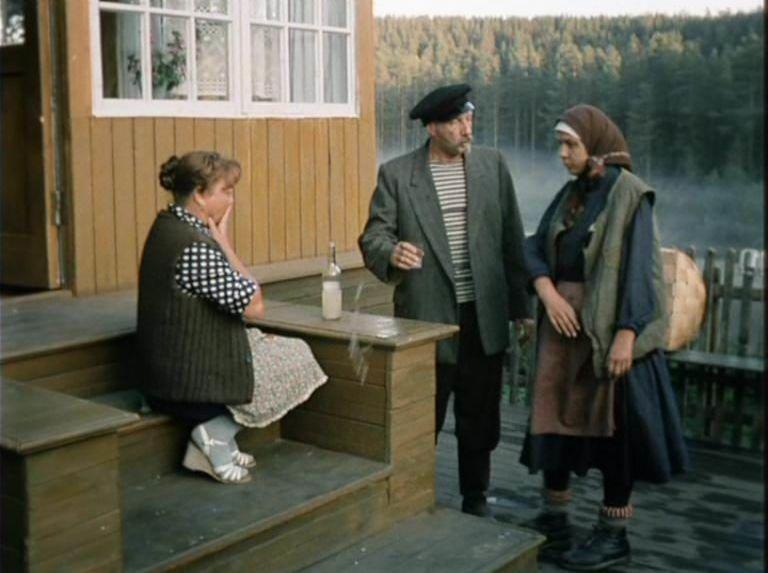 Беги, дядь Мить: деревенский пьяница и грустный Бендер Сергей Юрский