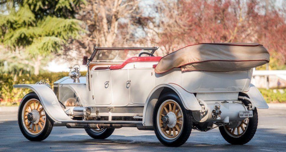 Rolls-Royce: как принц и нищий создали самый роскошный автомобиль
